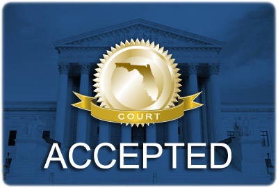 Image showing that course is accepted by all Florida courts
