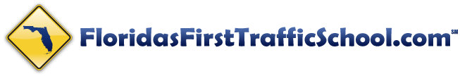 FloridasFirstTrafficSchool.com logo