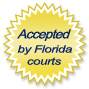 Accepted by Florida Courts