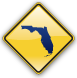 Logo for Florida's First Traffic School.com